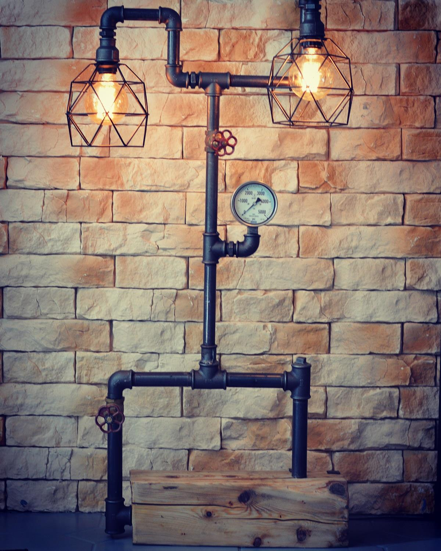 Pipe Light «6»