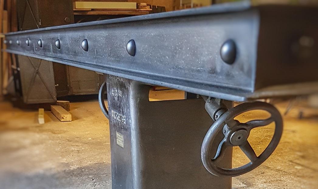 Table industrielle 250cm !!