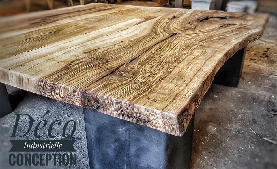 Coffee table en frêne